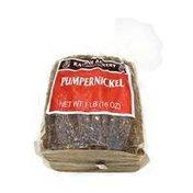 Racine Bakery Pumpernickel Bread