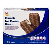 SB Crunch Ice Cream Bars - 12 CT