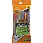 BiC Mechanical Pencils, Xtra Smooth, No. 2 (0.7 mm)