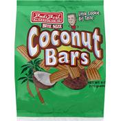 Buds Best Coconut Bars, Bite Size