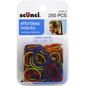 Scunci Effortless Beauty Rubber Bands
