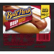 Ball Park ® Beef Hot Dogs, Original Length