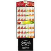 Twinings English Classic/ Mixed Berry/ Green Tea with Mint/ Peach Display Tea Bags