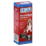 Emt First Aid Spray, with Bitrex