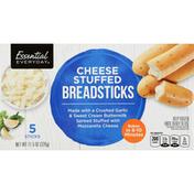 Essential Everyday Breadsticks, Cheese Stuffed
