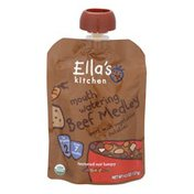Ella's Kitchen Mouth Watering Beef Medley Organic Baby Food