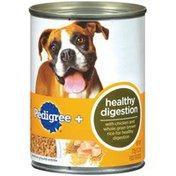 Pedigree Plus Healthy Digestion Wet Dog Food