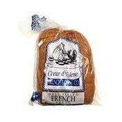 Coeur d'Alene Blunt French Bread
