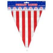 Amscan Pennant Banner, 12 Feet