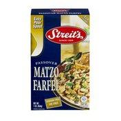 Streit's Passover Matzo Farfel, Sodium Free, Fat Free