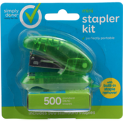 Simply Done Mini Stapler Kit