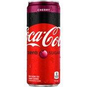 Coca-Cola Zero Sugar Cherry Cola