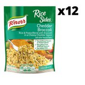 Knorr Rice Sides Cheddar Broccoli