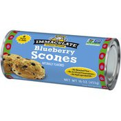 Immaculate Baking Blueberry Scones