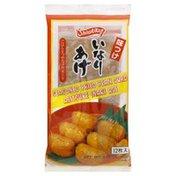 Shirakiku Fried Bean Curd, Seasoned