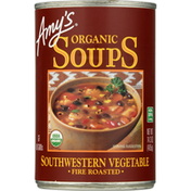 Amy's Kitchen Soups, Organic, Southwestern Vegetable, Fire Roasted