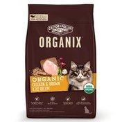 Organix Cat Food, Organic, Chicken & Brown Rice Recipe