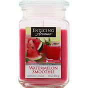 Enticing Aromas Candle, Watermelon Smoothie, Soy Blend, Scented
