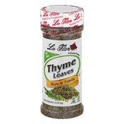 La Flor Thyme Leaves