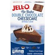 Jell-O No Bake Double Chocolate Cheesecake Dessert Mix