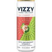 Vizzy Hint of Strawberry Kiwi Hard Seltzer