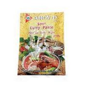 Aroy-D Sour Curry Paste Package