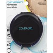 CoverGirl Smoothers Pressed Powder, Translucent Medium