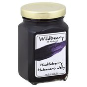 Wildbeary Jelly, Huckleberry Habanero