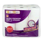 SB Ultra Premium Soft & Strong Bath Tissue - 18 CT