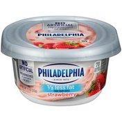 Philadelphia Strawberry Reduced Fat Cream Cheese Spread