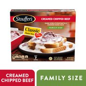 Stouffer's Family Size Creamed Chipped Beef Frozen Dinner