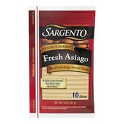 Sargento® Reserve Series™ Sliced Fresh Asiago Natural Cheese