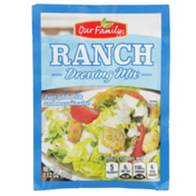 Our Family Ranch Dressing Mix