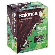 Balance Bar Nutrition Bar, Chocolate Peppermint Patty, Minis