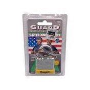 Guard Security Gates & Trucks Key Padlock