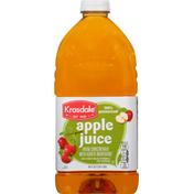Krasdale Juice, Apple