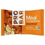 PROBAR Protein Bar, Pro Bar, Meal, The Simply Real Bar, Almond Crunch, Wrapper, Box