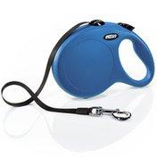 Flexi New Classic Large Blue Retractable Dog Leash Tape