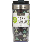 Reduce Tumbler, Dash, 16 Ounce