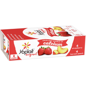 Yoplait Original Yogurt, Strawberry and Harvest Peach Variety Pack, 8 Count