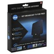 Clear Tv Antenna, Indoor, HDTV Digital