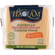 Haolam American Cheese Individually Wrapped Slices