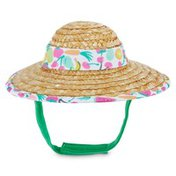 Oh Joy! Straw Sun Hat for Cats