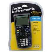 Texas Instrument Calculator, Graphing