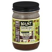 Kolat Fruit & Almond Butter, Dark Chocolate and Coconut, Jar