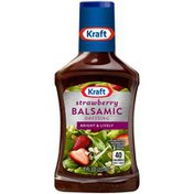 Kraft Salad Dressing Strawberry Balsamic Dressing