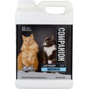 Companion Lightweight Clumping Cat Litter Unscented
