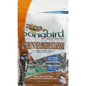 Audubon Park Wild Bird Food, Chickadee, Nuthatch & Woodpecker Feast
