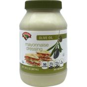 Hannaford Mayonnaise Dressing Olive Oil