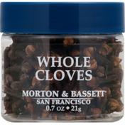 Morton & Bassett Spices Cloves, Whole